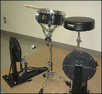 bass drum practice exercises