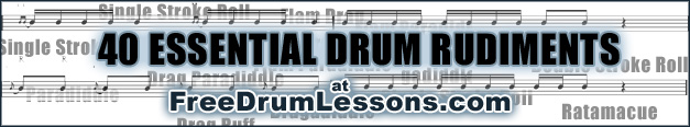 40 Essential Rudiments