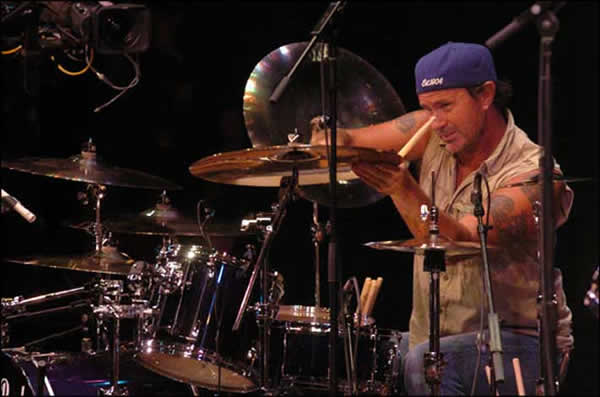 Chad Smith Picture 1